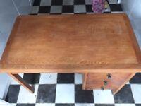 Vintage 80s desk for sale
