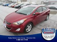 2012 Hyundai Elantra GLS! Sunroof! Heated Seats! Bluetooth!