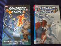 Marvel's Fantastic Four by Jonathan Hickman Omnibus vol. 1 and 2