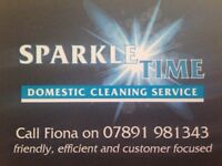Sparkle Time Cleaning Service