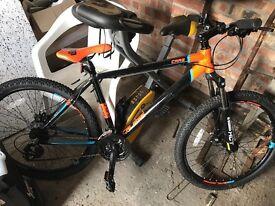 Mountain bike calibre !!!!