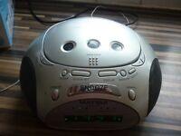MATSUI CD Clock Radio Alarm CDCR200