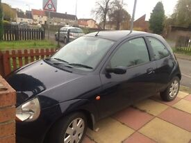 Ford ka for sale reliable and clean inside