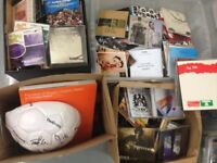 Job lot of cd's and records £65