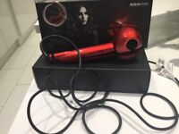 Babyliss pro perfect curl red