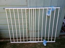 Babydan extendable stairgate