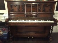 Hicks and Son Piano for sale