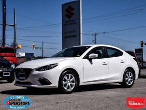 2016 Mazda MAZDA3 GX ~Backup Camera ~SkyActiv Technology