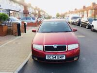 SKODA FABIA AUTOMATIC 1.4 ENGINE LOW MILES 59000