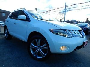 2009 Nissan Murano LE AWD | LEATHER | DVD