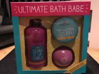 Ultimate Bath Babe Bath Set