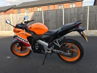 Honda CBR125 Repsol 125cc Fantastic Learner Legal Beginner Bike New Tyres