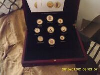 britains coinage golden edition