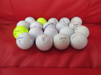 19x Titliest Golf Balls Including some ProV 1's