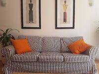 EKTORP Three-seat sofa