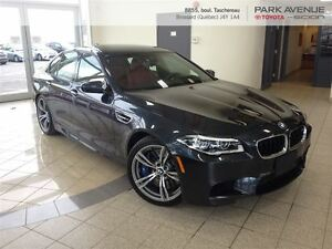 2014 BMW M5 *PREMIUM PACKAGE*BMW ONLINE*