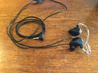 Inear Stagediver SD3 In Ear Monitor/ High End Earphone/ Headphone/ Audio/ Sennheiser/ Astell Kern