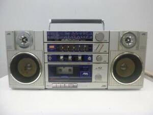 JVC Portable Boombox - We Buy And Sell Stereo Equipment - 117846 - MH316404