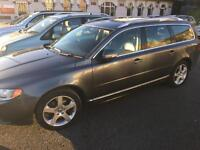Volvo V70 lux D5 showroom condition