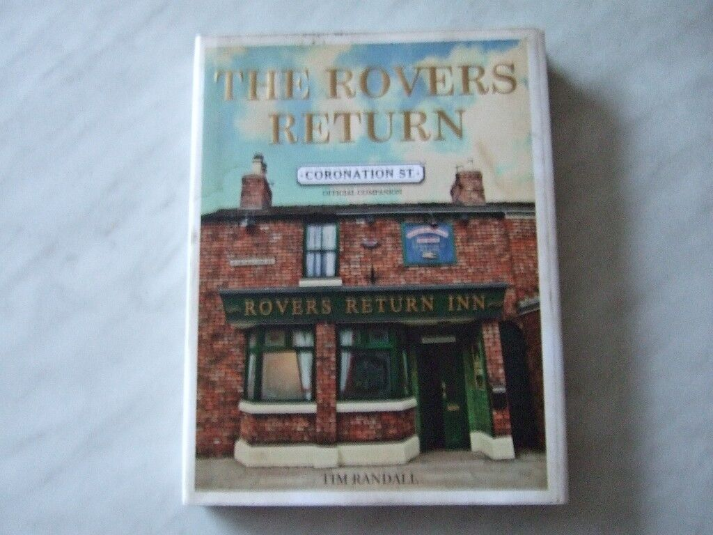 Coronation Street Book -The Rovers Return