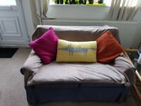 FREE Double Blue Sofa