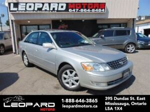 2004 Toyota Avalon XLS,Leather,Sunroof,Heated Seats*No Accident*