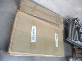 Spare Glass Panes - Glass shelves - Collection only