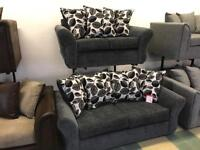 Small 3 seater and 2 seater sofa NEW