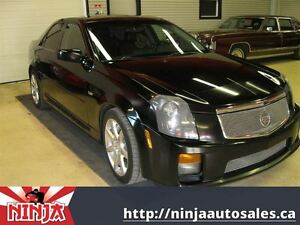 2005 Cadillac CTS-V 405 HP Luxury Beast $2000 in Add Ons