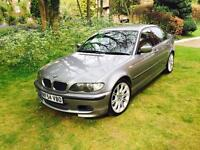 2004 BMW 320d MSPORT____Fully Loaded. HPI CLEAR