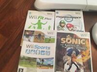 Nintendo Wii & extras