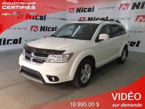 2012 DODGE JOURNEY FWD SXT