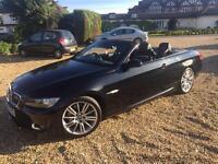 BMW 325i convertible m sport auto