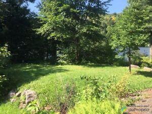 129 000$ - Terrain résidentiel à vendre à St-Elie-de-Caxton