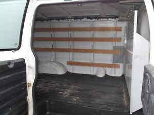 2010 GMC Savana 2500 CARGO,LOAD DIVIDER,WELL OILED,NEW TIRES ! Kitchener / Waterloo Kitchener Area image 12