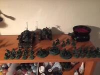 Warhammer 40k Death Korps of Kreig army