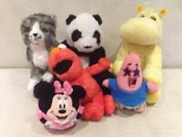 soft & wooden toy bundle