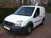 Ford Transit Connect 75 T220 2011. 1 Owner from new