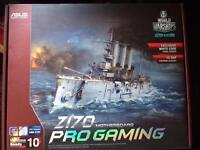 Asus Z170 Pro Gaming Motherboard