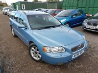 Volvo V70 2.4 D S 5dr, 1 YEAR MOT, FULLY SERVICED, HEATED SEATS, HPI CLEAR, 2 KEYS, P/X WELCOME