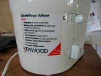 Kenwood Juicer