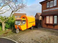 Tuk Tuk Bike Cart Mobile Catering Trailer Food Cart Burger Van Ice Cream Cart Electric Engine