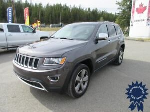 2015 Jeep Grand Cherokee Limited 4x4 - 20,238 KMs, 5 Passenger