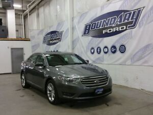 2013 Ford Taurus SEL W/ Leather, Sunroof, V6, AWD, Remote Start