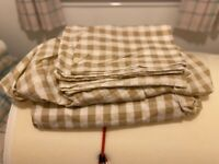 Top quality Duvalay made-to-measure bedding set for motorhome or caravan
