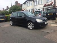 Black Volkswagen Golf 2.0 Automatic TDI GT DSG - Great Condition