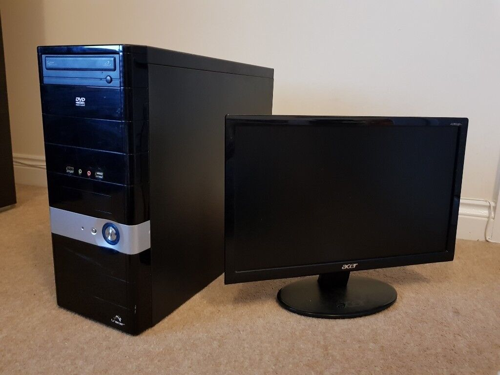 Gaming pc | Gtx 1060 6gb | intel Core I7 | 10gb Ram | 500gb hdd | 600w psu  | Wifi win 10 + extras | in Trowbridge, Wiltshire | Gumtree