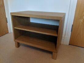 Ikea Oak Effect Besta Cabinet
