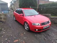 Audi a4 1.9 tdi sline years mot