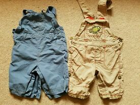 Baby boys 0-3months clothes